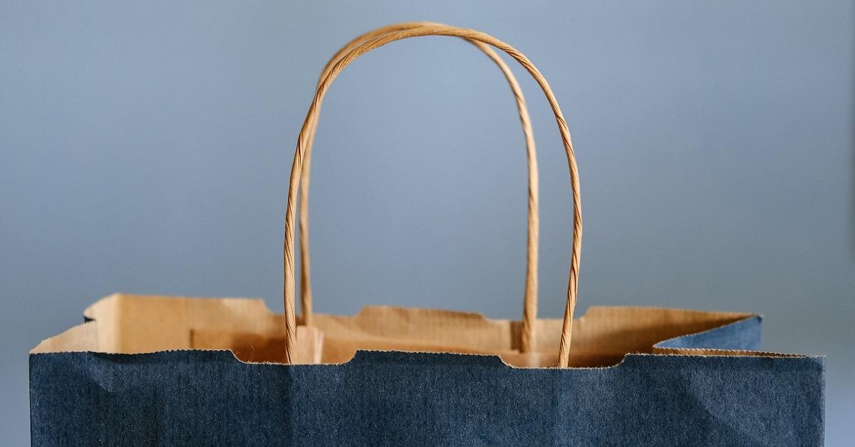 Shopping bag Unsplash 1200 x628