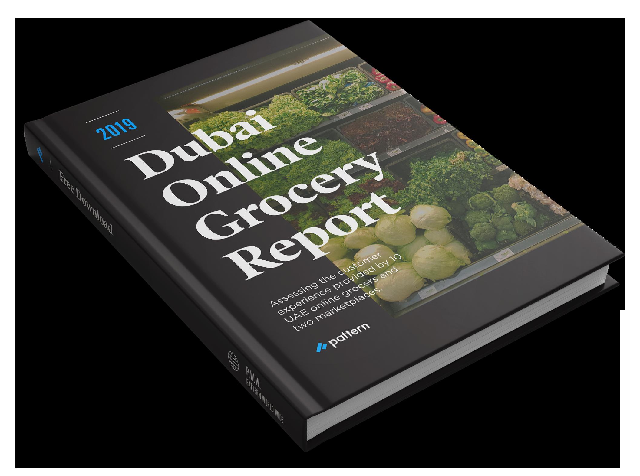 Dubai Online Grocery Report 2019